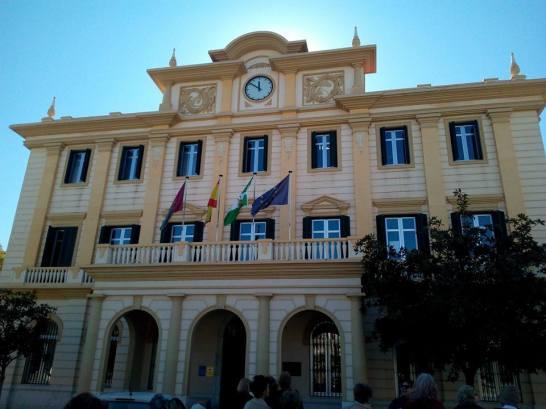 Edificio de Juntas del Puerto