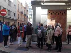 Grupo en Casa de Campos