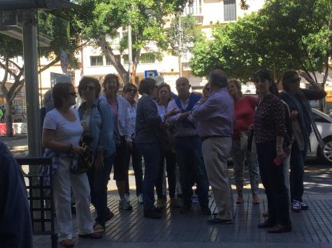 2017-05-06 Jane's Walk Festival Málaga. Foto A. bengoechea