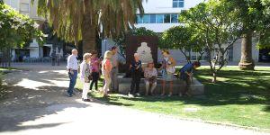 Jane's Walk plaza fuente